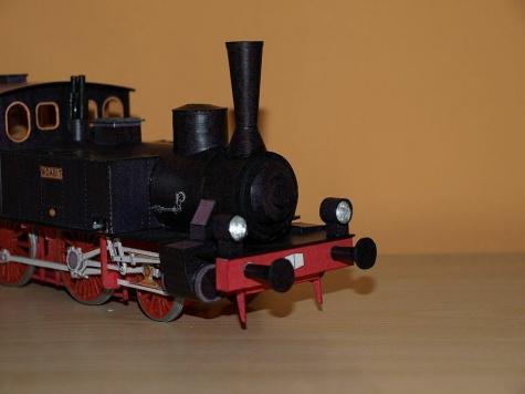 Pruská tendrová lokomotiva T 4
