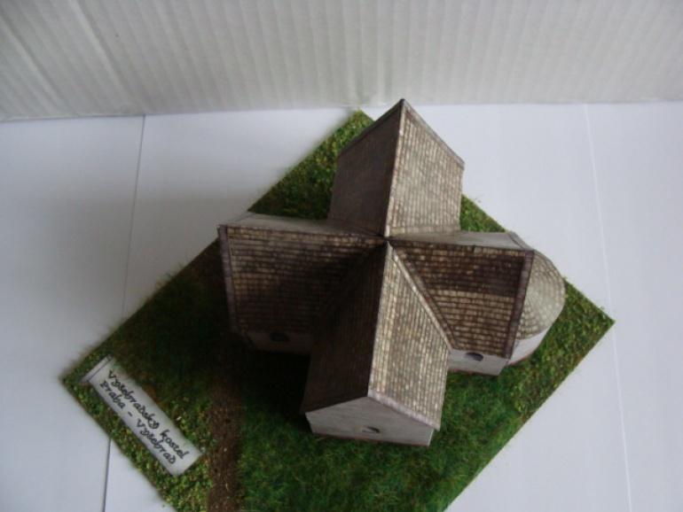 První vyšehradský kostel