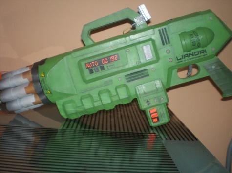 Pulse gun 2