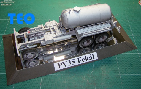 PV3S Fekál