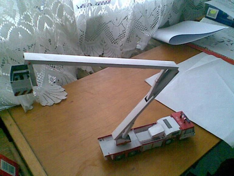 PVT 27 TATRA 815 6x6 můj první model