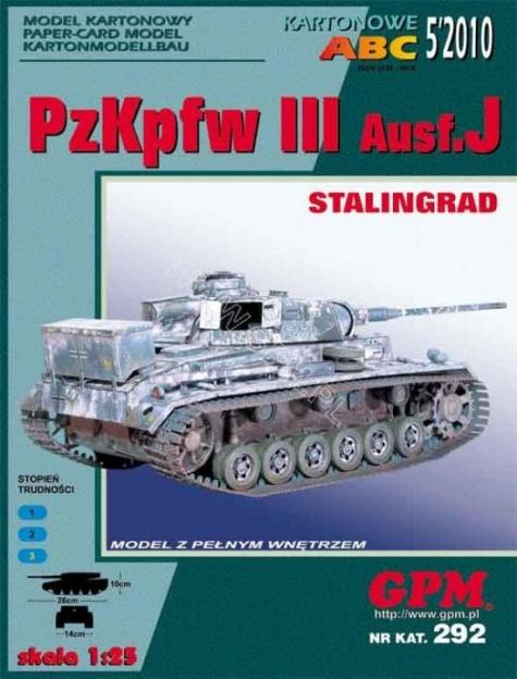 Pz.Kpfw. III J