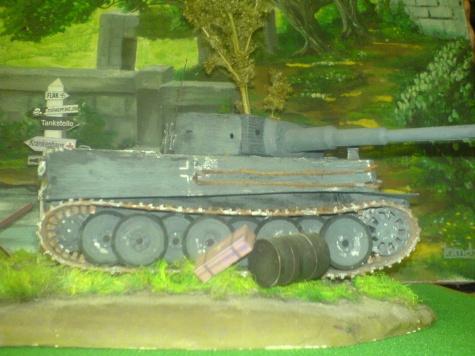 Pz.Kpfw.IV Tiger I initial