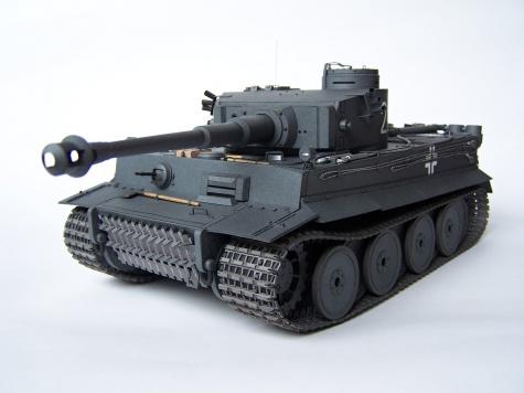 PzKpfw. VI Tiger I Ausf. H1