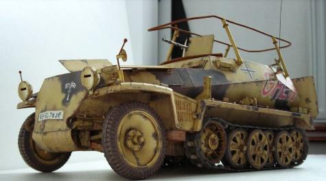 PzKpfw 250 I 3 Greif
