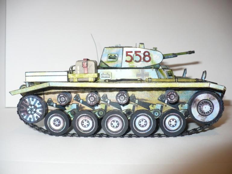 PzKpfw II Ausf.C