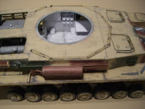 PzKpfw IV  ausf.H