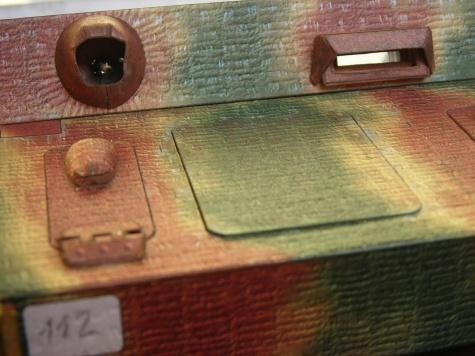 PzKpfw IV Ausf.H -  Panzer IV