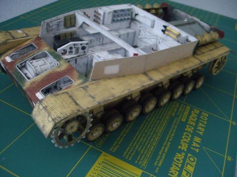 PzKpfw IV Ausf H