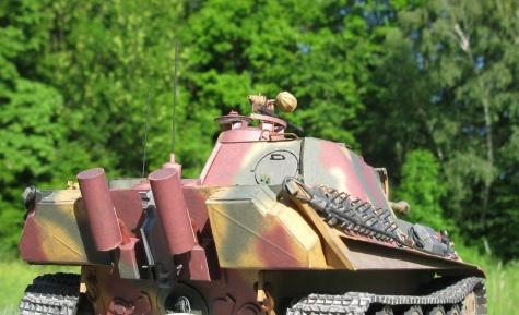 PzKpfw V Panther / Halinski / Kovář