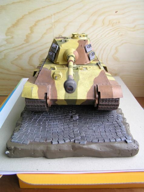 PzKpfw VI Tiger II Ausf.B