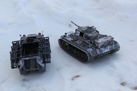 PzKpfw III Ausf. J - STALINGRAD