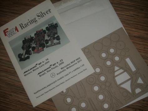 Racing Silver
