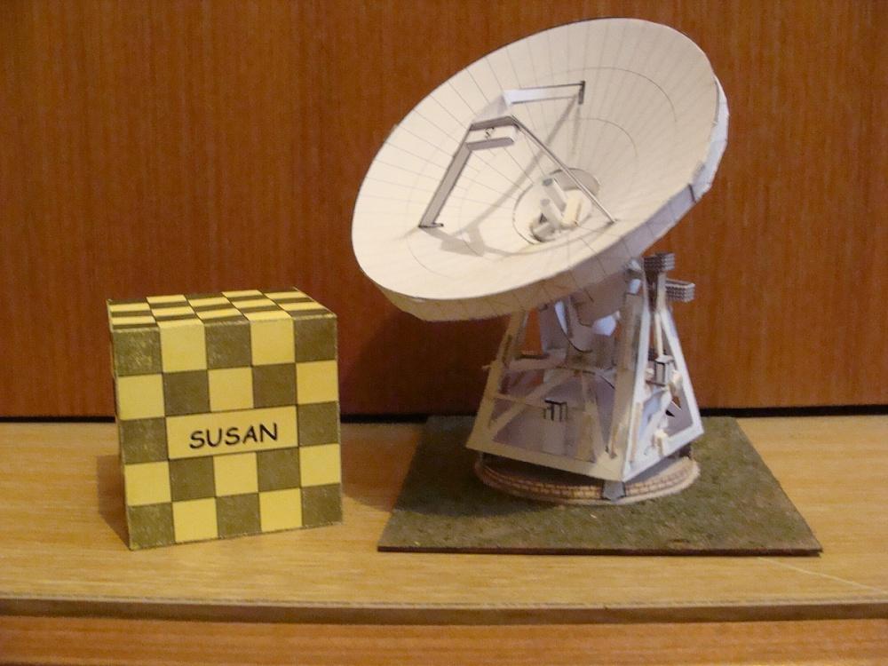radiotelescope Vera