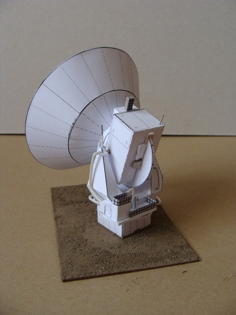 radioteleskop ASTE