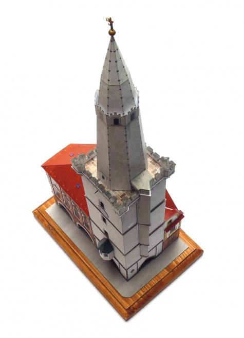 Radniční věž v Kadani