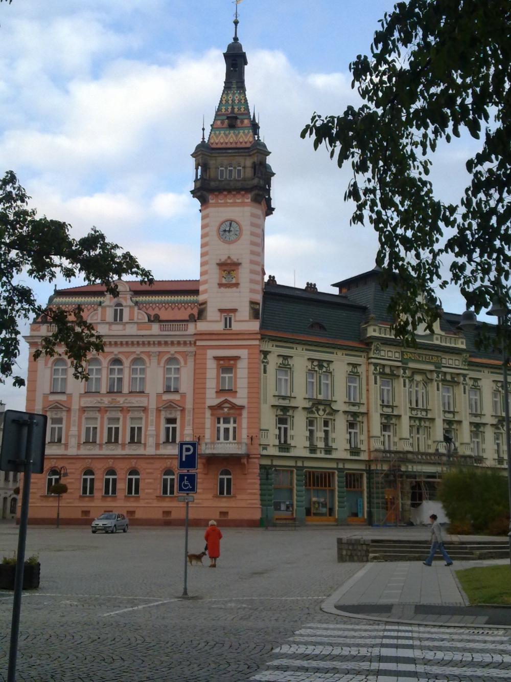 Krnovská radnice