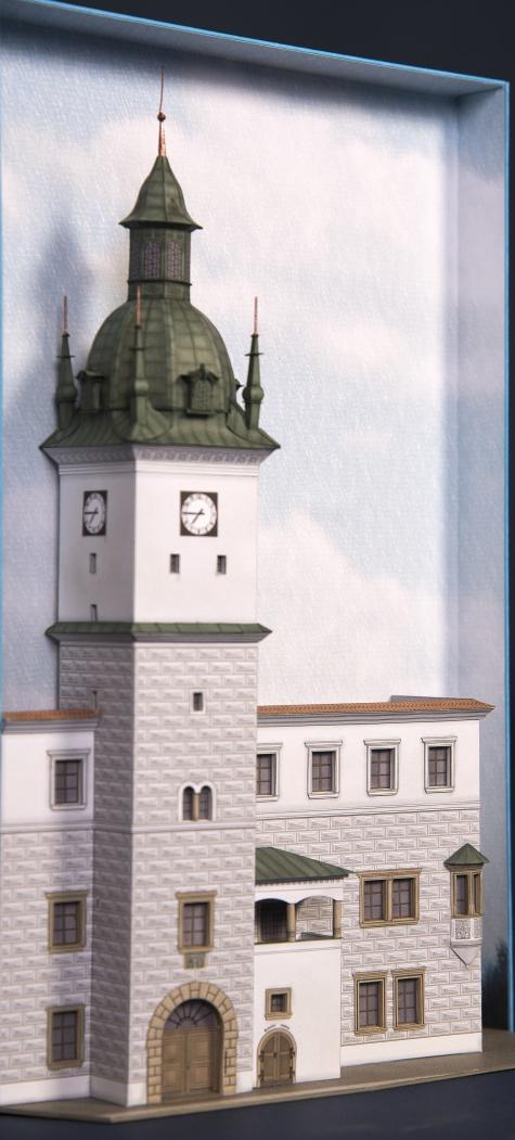 Radnice Kyjov