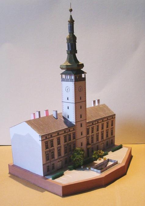 radnice Litovel