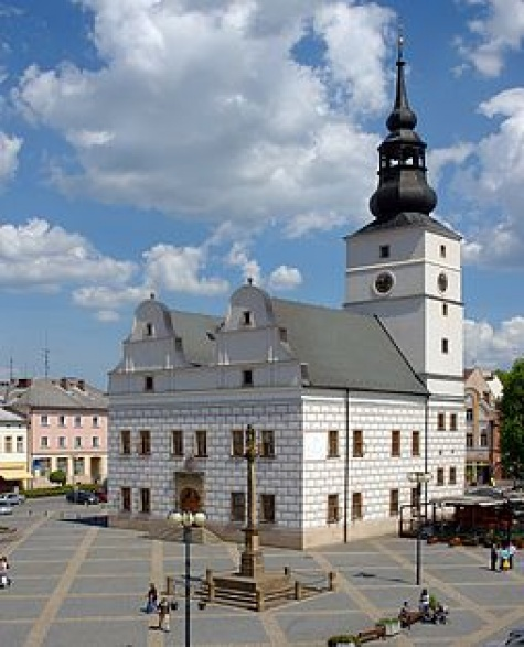 Radnice v Lanškrouně