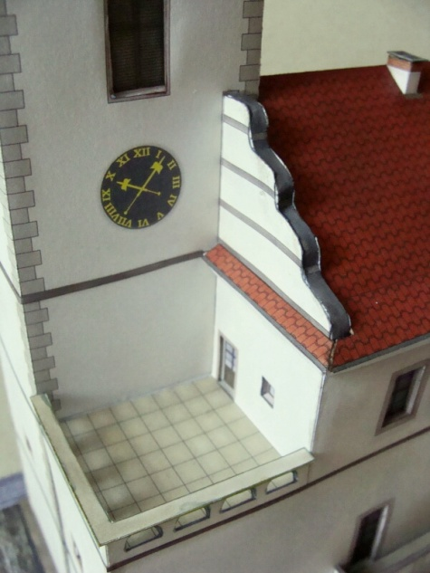 Radniční věž Mladá Boleslav