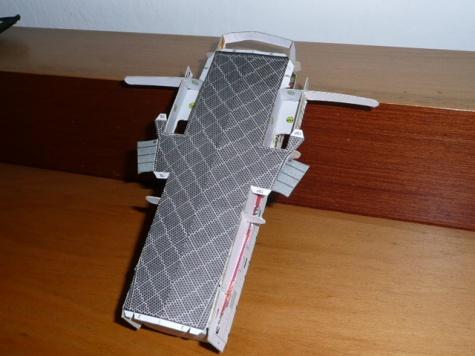 raketoplan  Endeavour