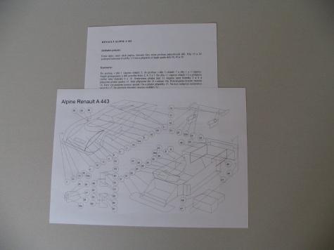 Reanaul Alpine A443