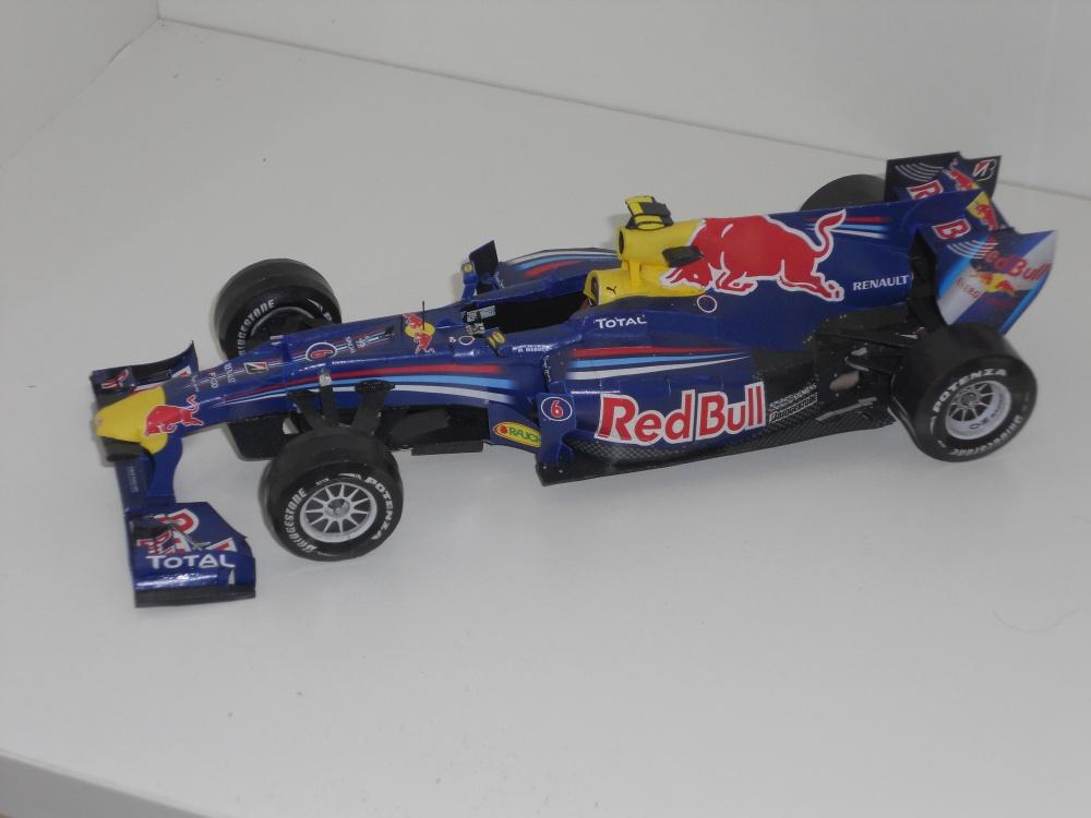 Red Bull RB6 - GP Spain - Mark Weber