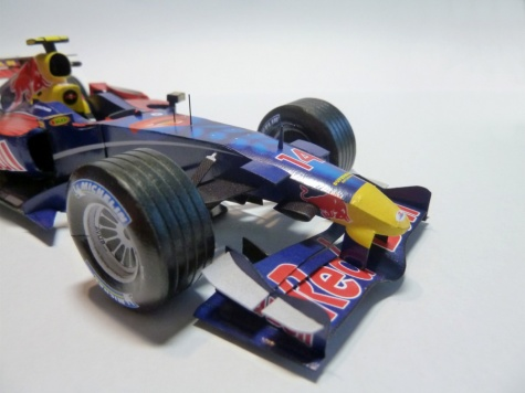 Red Bull RB02 VC Monaka´06