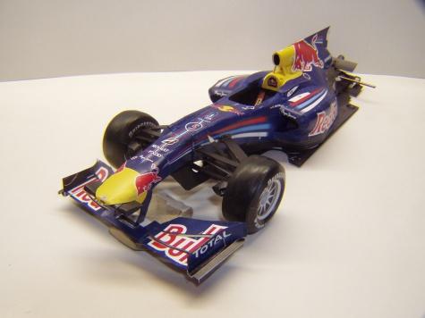 Red Bull RB6, 2010, S. Vettel
