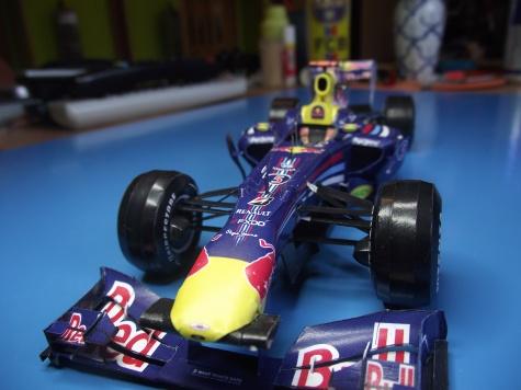 Red Bull RB6 GP Spain S.Vettel