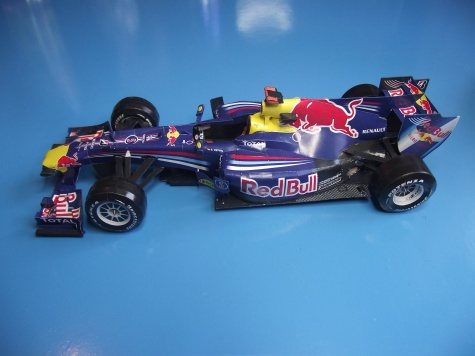 Red Bull RB6 GP Spain S.Vettel