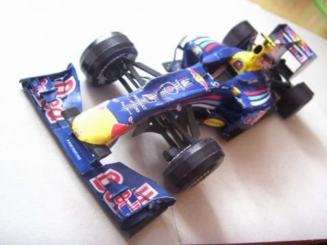 RedBull RB6 Spain, Montmelo 2010