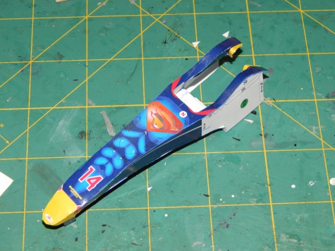 Red Bull RB02 Monaco 2006