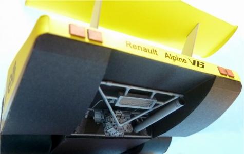 Renault Alpine A443 Le Mans ´78