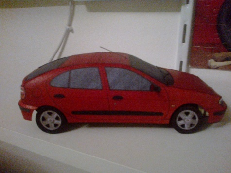 Renault Megane1,6 16V.