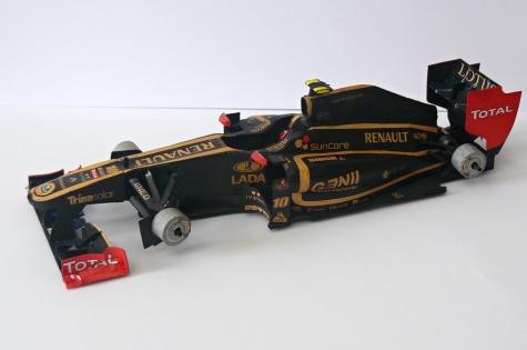 Renault R-31, GP Austrálie 2011