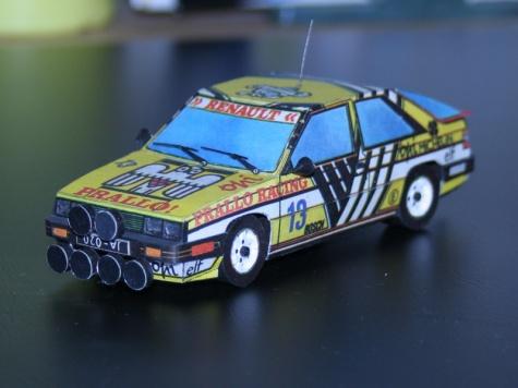 Renault R11 Turbo