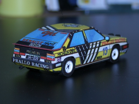 Renault R11 Turbo