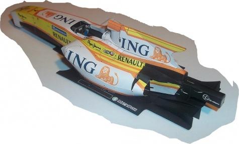 Renault R29 - Fernando Alonso, German GP 2009