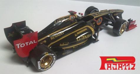 Renault R31, B. Senna, GP Brazilie 2011