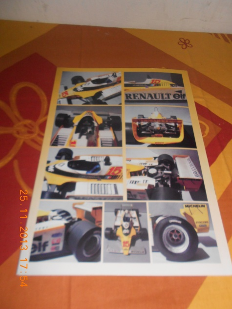Renault RE-20 1980