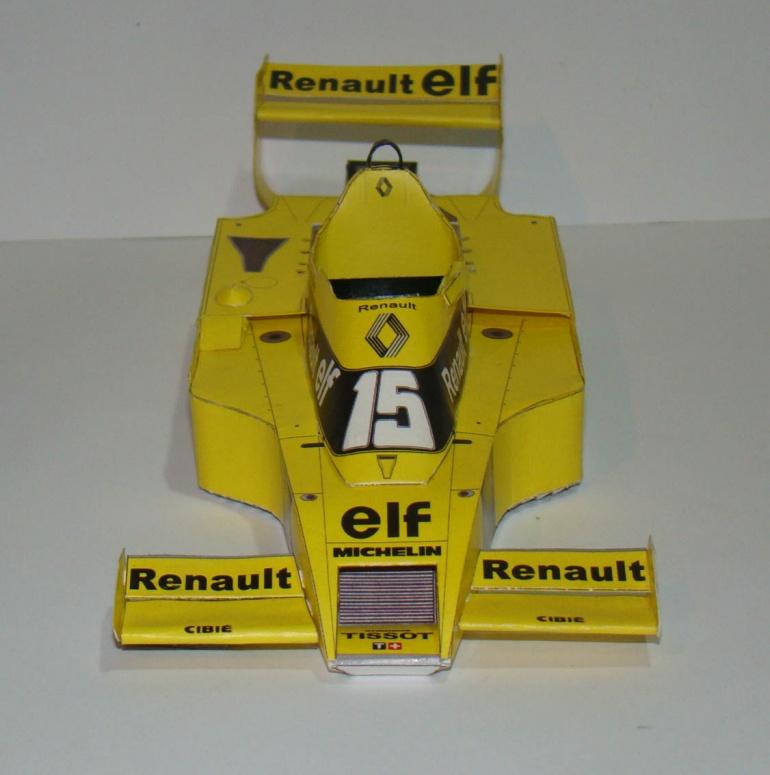 Renault RS01 - 1978 - Jean-Pierre Jabouille