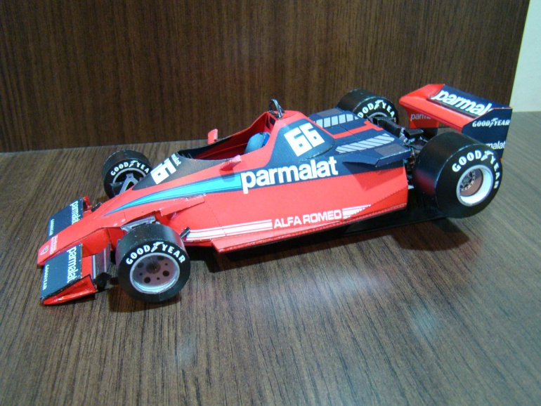Brabham BT46A - Nelson Piquet - GP Canada - 1978
