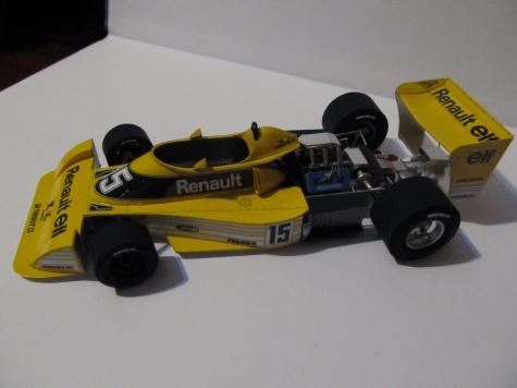 Renault RS-01 ostrá verze