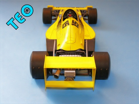 Renault RS01, 1977