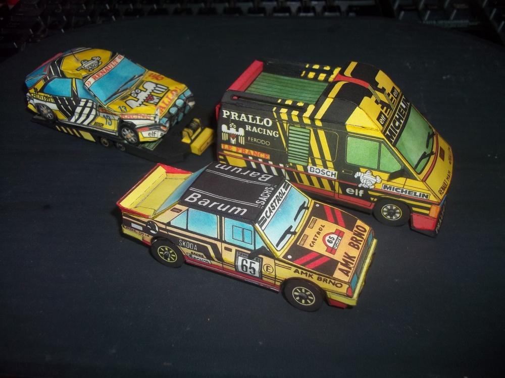 Renault Trafic M&M s podvalníkem