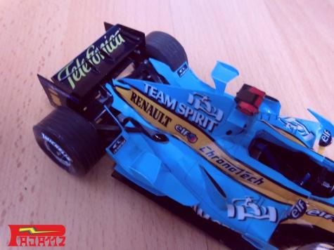 Renault R26, Brazil GP 2006