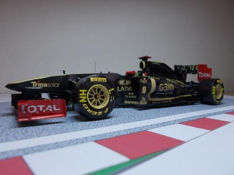 Renault R31, Australian GP 2011