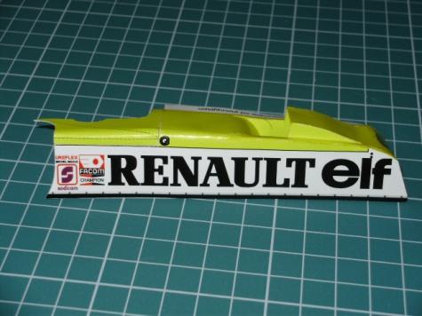 Renault RE30,1981 , Rado Radevicz